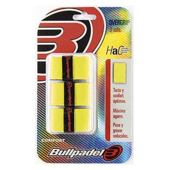 [해외]BULLPADEL Gb1200 3 Units Yellow