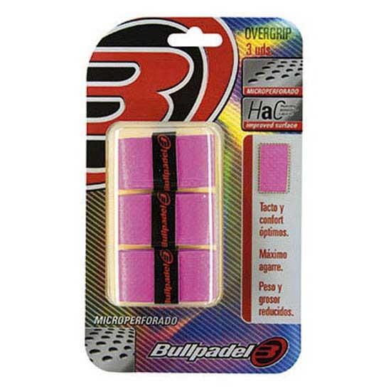 [해외]BULLPADEL Gb1201 3 Units Fluor Pink