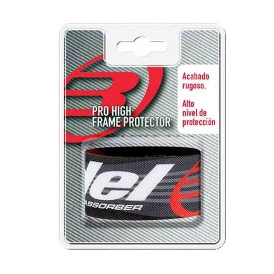 [해외]BULLPADEL Pro 하이 Frame Protector Black