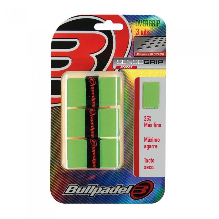 [해외]BULLPADEL Senso Pro 3 Units Green