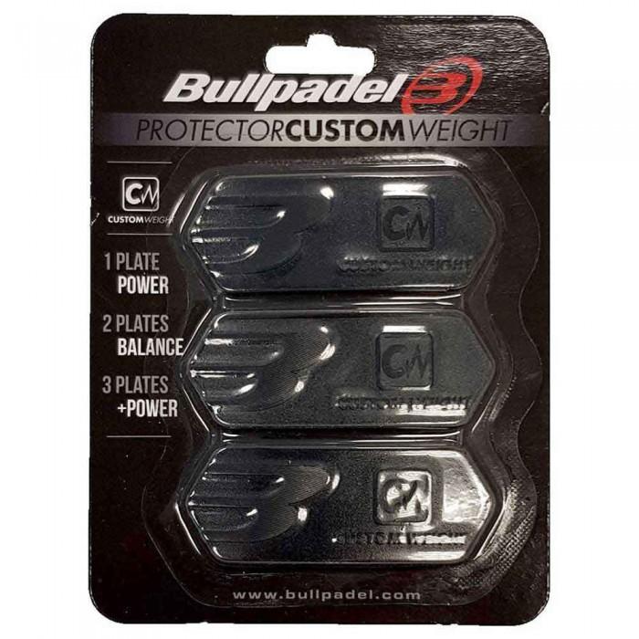 [해외]BULLPADEL Custom Weight Protector Black