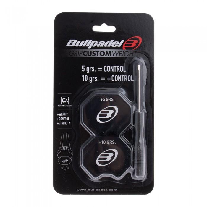 [해외]BULLPADEL Custom Weight Grip Black