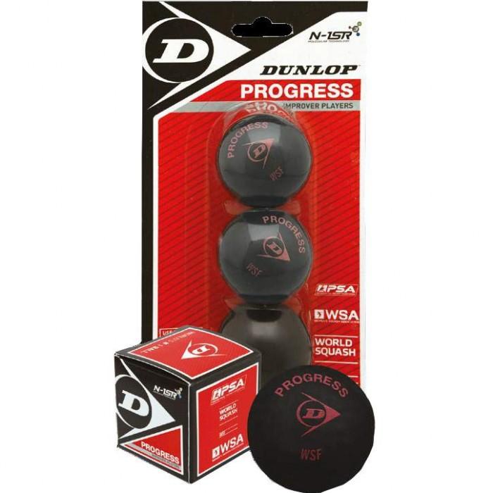 [해외]던롭 Progress Single Red Dot Box 12136002257 Black