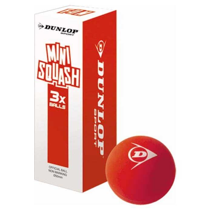 [해외]던롭 Fun Mini 60 mm 12136002260 Red