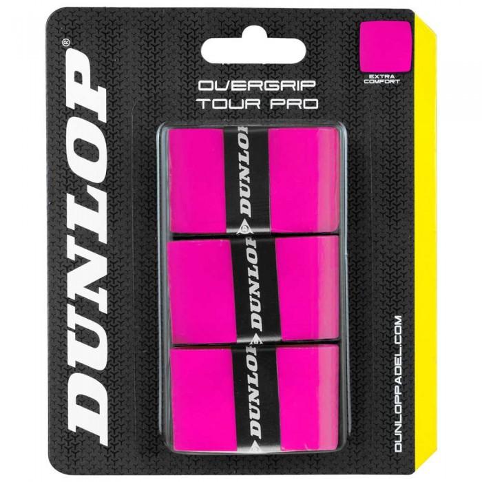 [해외]던롭 Tour Pro 3 Units Pink