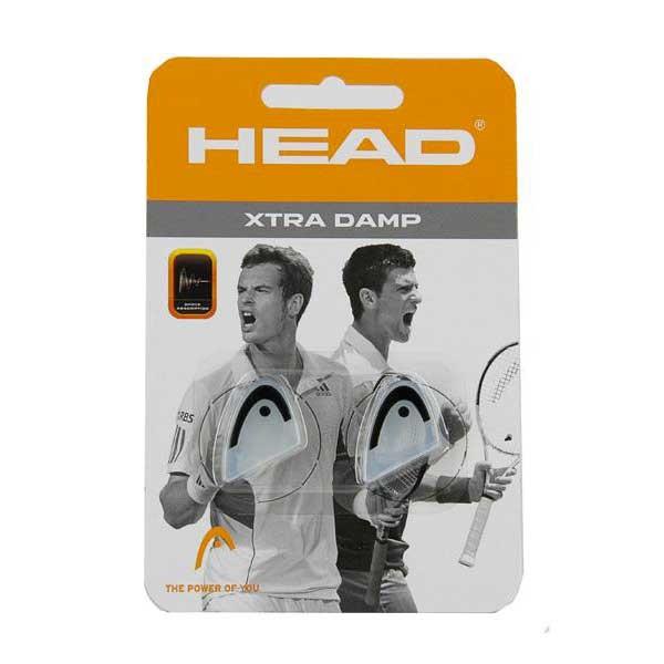 [해외]헤드 RACKET Xtra Tennis Dampeners 2 Units 1228833 White / Black