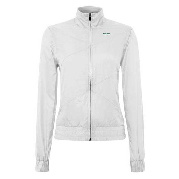[해외]헤드 RACKET Whirl Woven Jacket 12138185 White