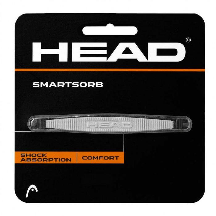 [해외]헤드 RACKET Smartsorb Tennis Dampener 121230020 Silver