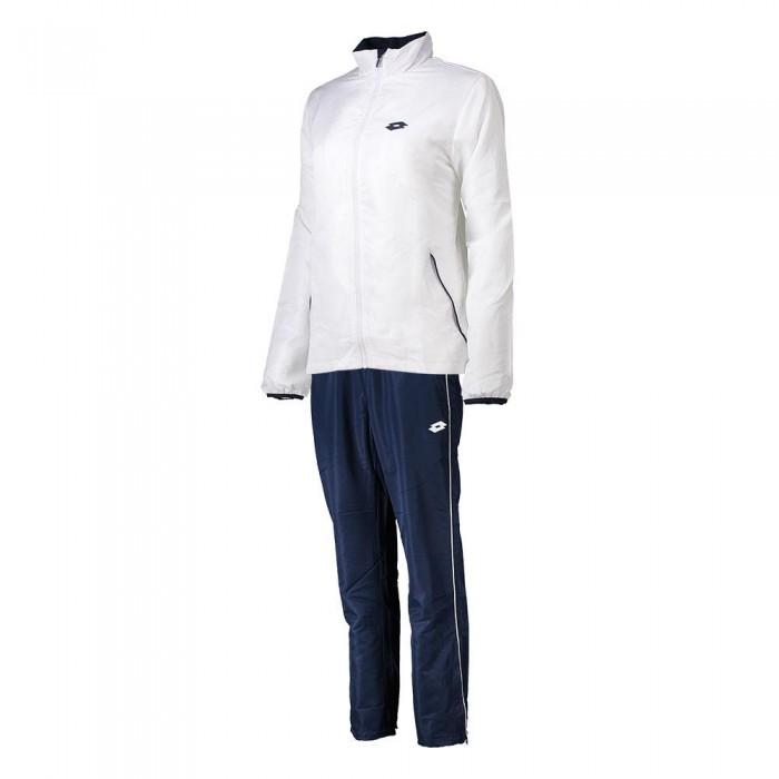 [해외]LOTTO Shela III Db Suit White / Navy