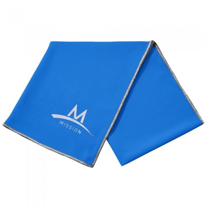 [해외]MISSION 엔듀라cool X Large 테크knit Blue
