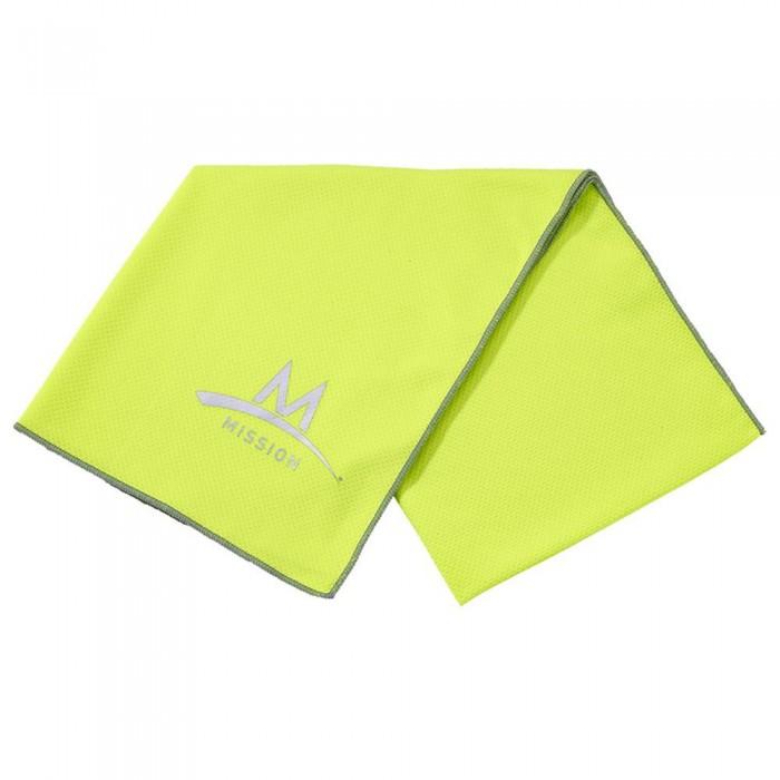 [해외]MISSION 엔듀라cool X Large 테크knit High Vis Green