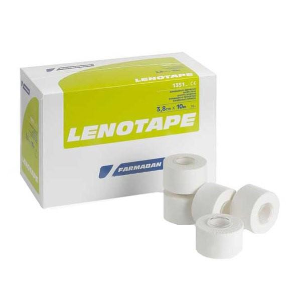 [해외]MUELLER Lenotape 12137080601 White
