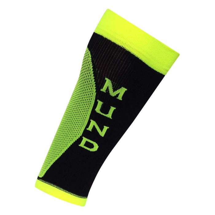 [해외]MUND SOCKS Long Distance Calf 12136223567 Black Amarillo