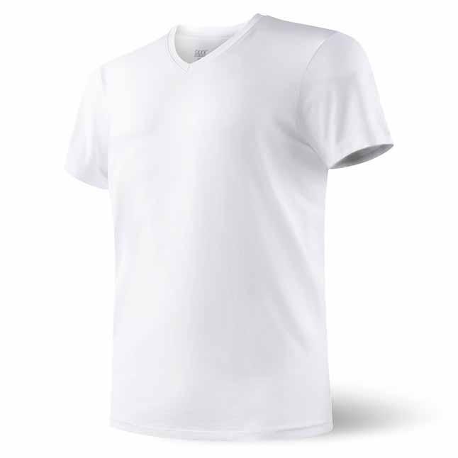 [해외]SAXX 언더웨어 Undercover S/S V 넥 White