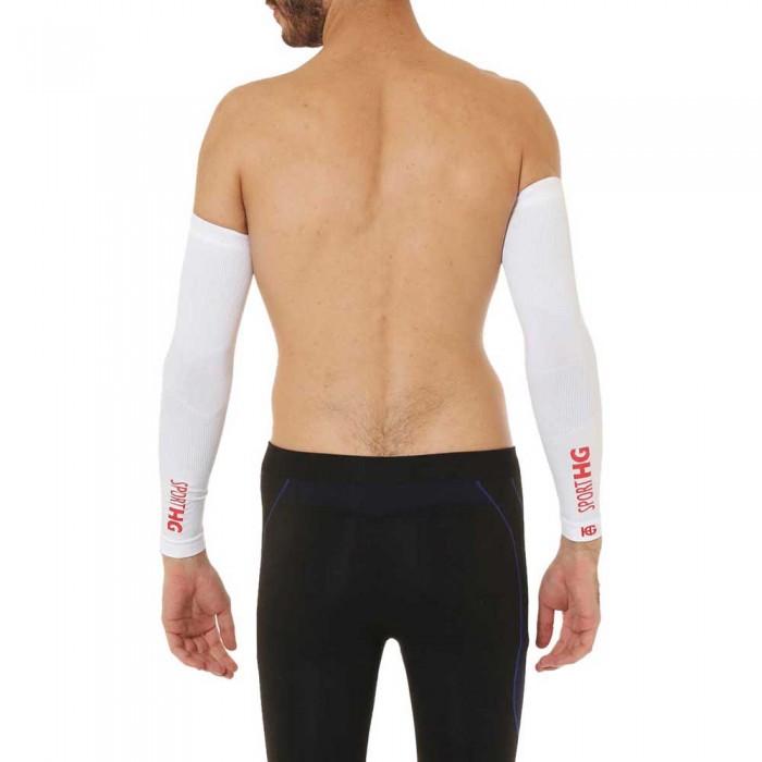 [해외]SPORT HG Zero Arm Sleeves 12136626592 White