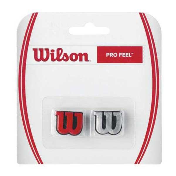 [해외]윌슨 Pro Feel Tennis Dampeners 2 Units 1231305