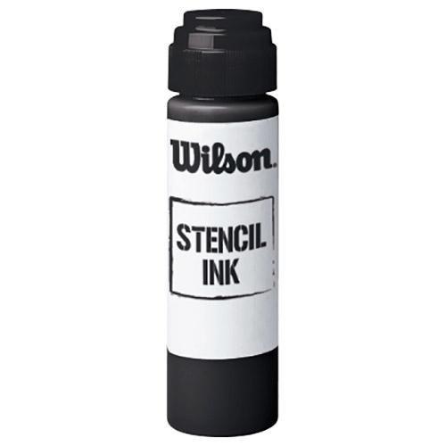 [해외]윌슨 Racket Stencil 12136261943 Black