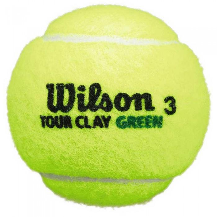 [해외]윌슨 Tour Clay 12136994997 Yellow