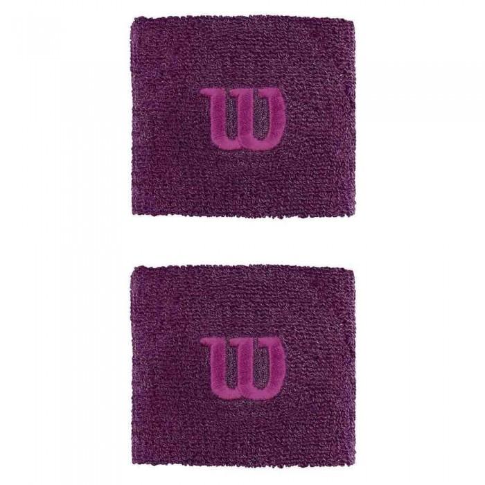 [해외]윌슨 Wristband 12136760461 Dark Purple