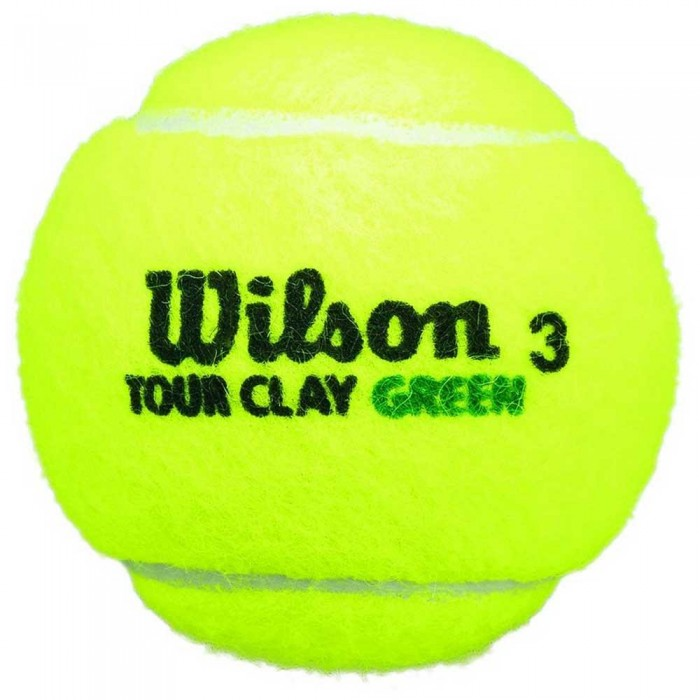 [해외]윌슨 Tour Clay 12136760745 Yellow