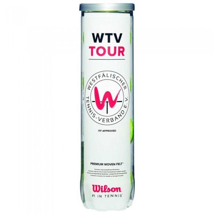[해외]윌슨 WTV Tour All Court 12136760747 Yellow
