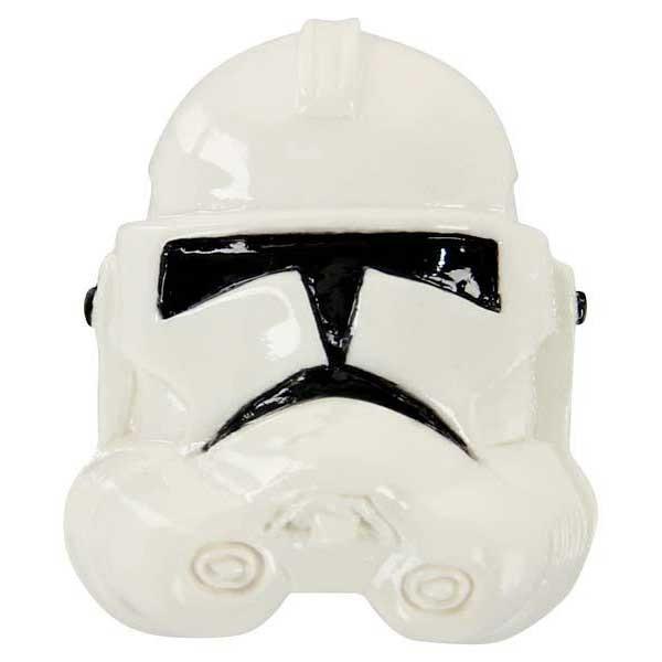 [해외]JIBBITZ Storm Trooper Shiny 헬멧 White