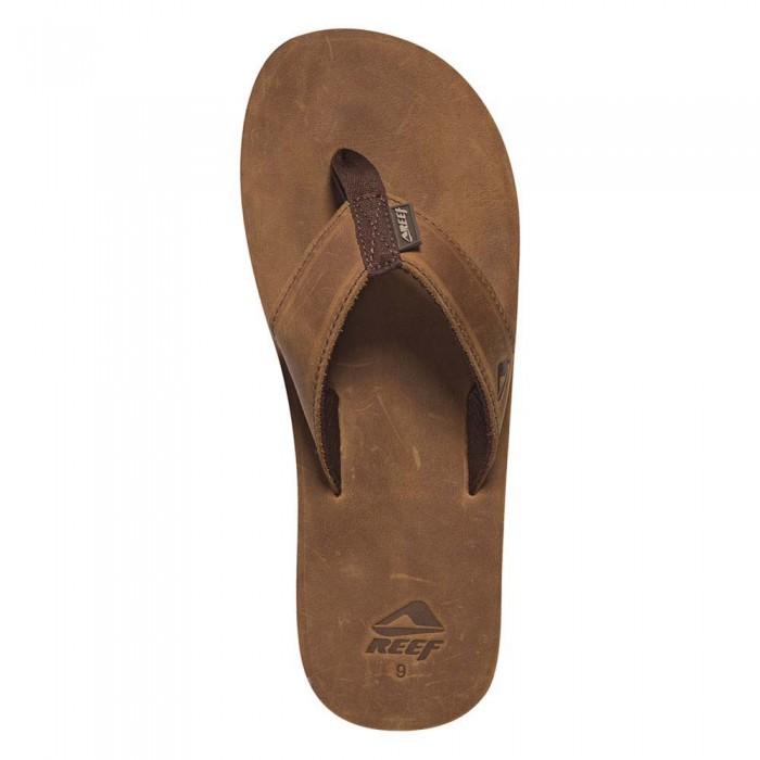 [해외]리프 Leather Smoothy Man14136289867 Bronze / Brown