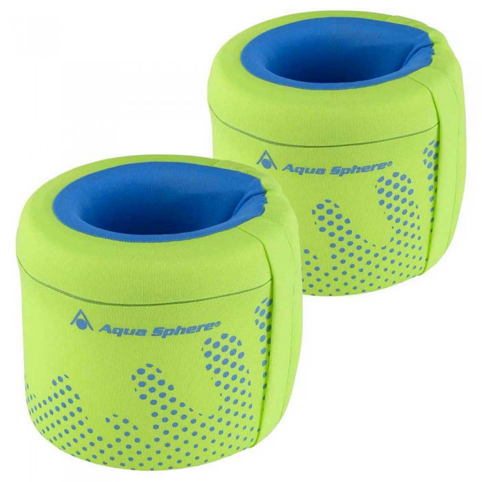 [해외]아쿠아스피어 Roll-Up Armbands 6136186994 Green / Blue