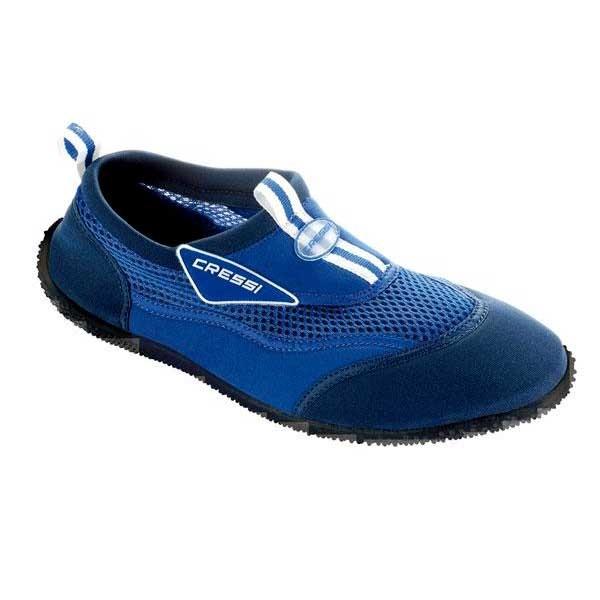 [해외]크레시 Reef Shoes White / Blue