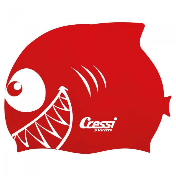 [해외]크레시 Silicone Shark 6137103468 Red