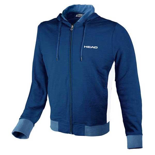 [해외]헤드 SWIMMING Team Fleece Zipper 6115575 Navy