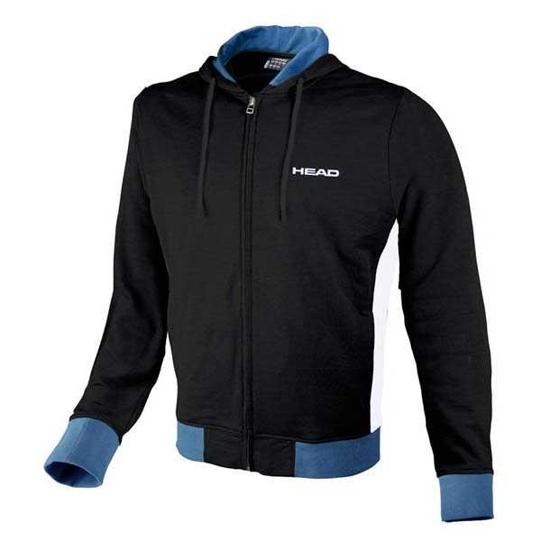[해외]헤드 SWIMMING Team Fleece Zipper 6115576 Black