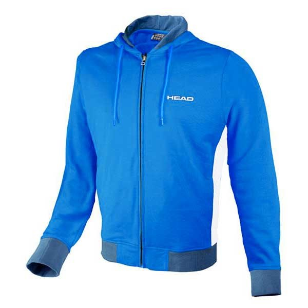 [해외]헤드 SWIMMING Team Fleece Zipper 6115577 Light Blue