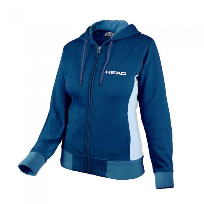 [해외]헤드 SWIMMING Team Fleece Zipper 6136320701 Navy Blue