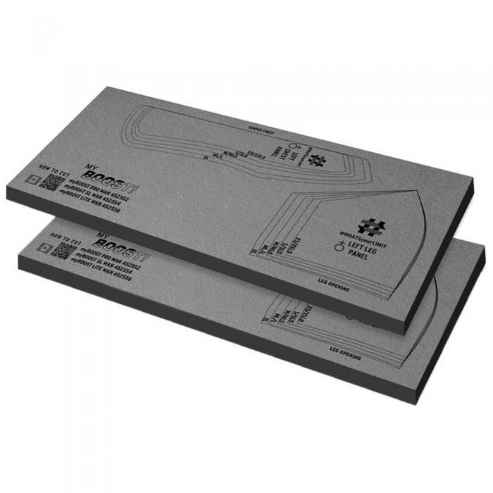 [해외]헤드 SWIMMING B2 Heave 15 mm Floating Insert Device 6137209382 Grey