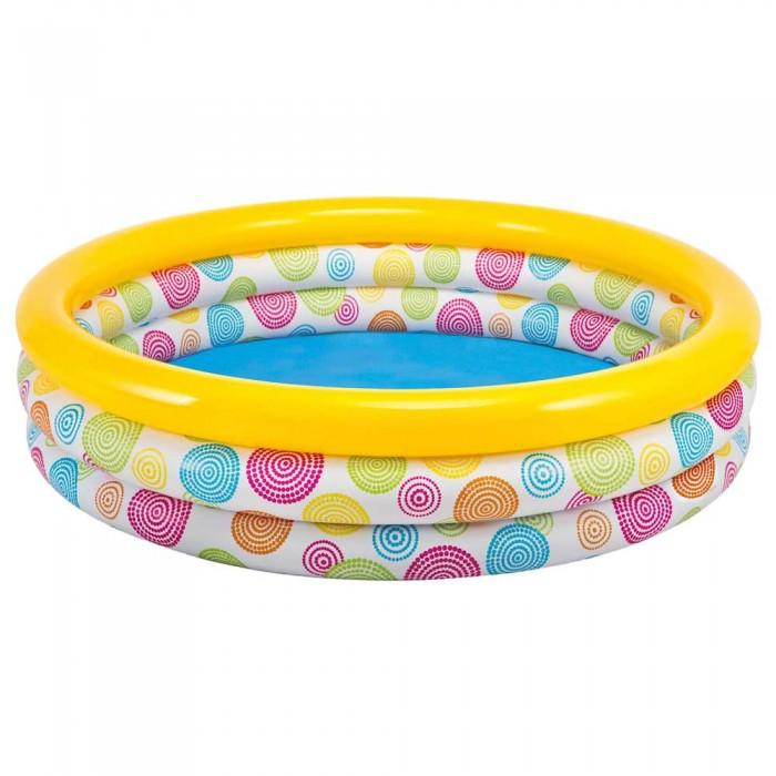 [해외]인텍스 3 Rings Pool 6136502938 Multi Colour