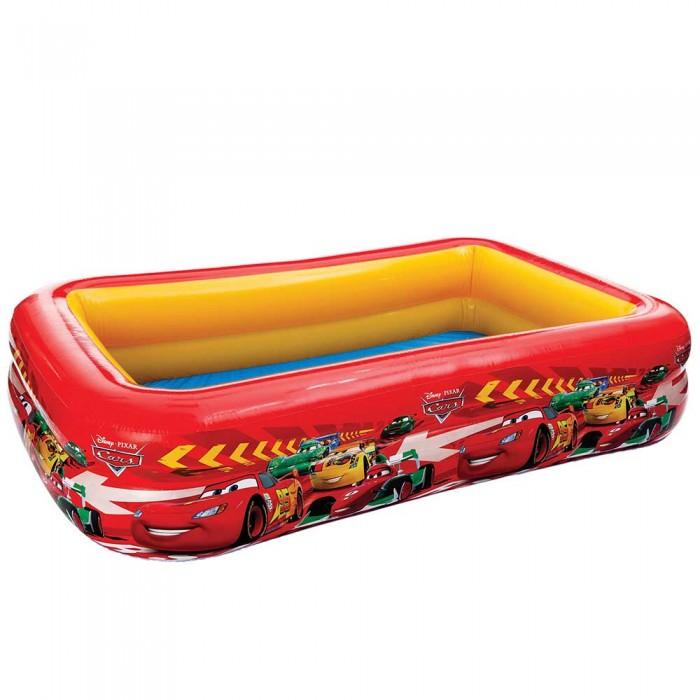 [해외]인텍스 Cars Inflable Pool 6136502981 Red