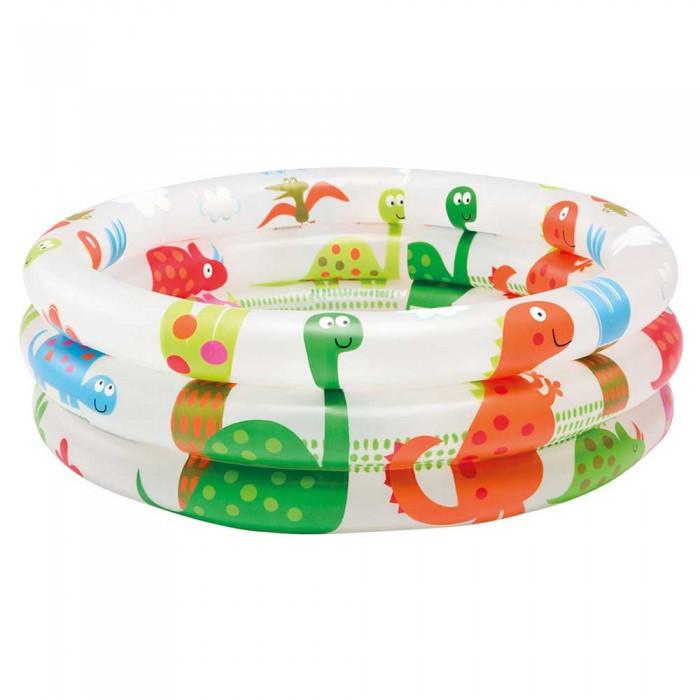 [해외]인텍스 Dino 3 Rings Pool 6136502997