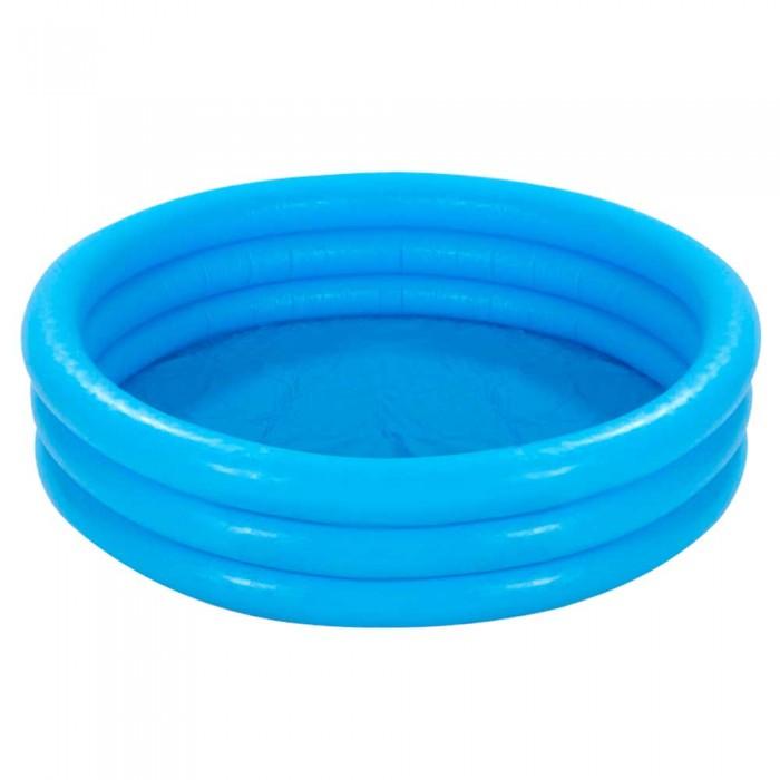 [해외]인텍스 Inflable 3 Rings 풀 Blue