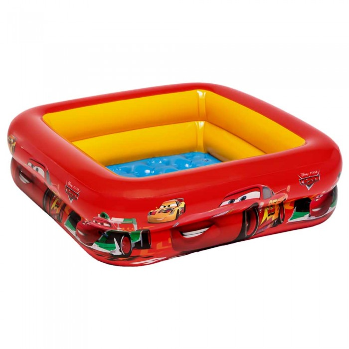 [해외]인텍스 Play 박스 Cars 풀 Red
