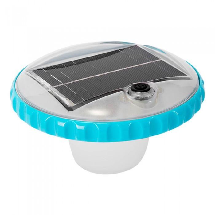 [해외]인텍스 Solar Powered Floating Led 라이트 White / Blue