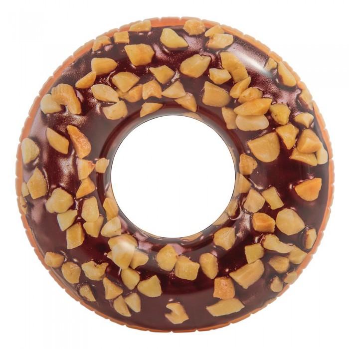 [해외]인텍스 Inflatable Chocolate Donut 6137000687 Brown