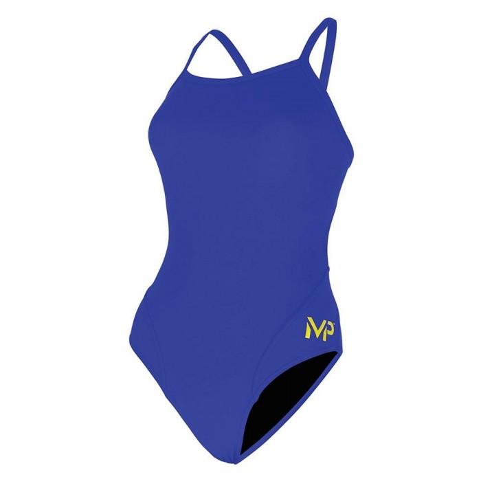 [해외]MICHAEL 펠프스 Solid Mid Back 6136782185 Royal Blue