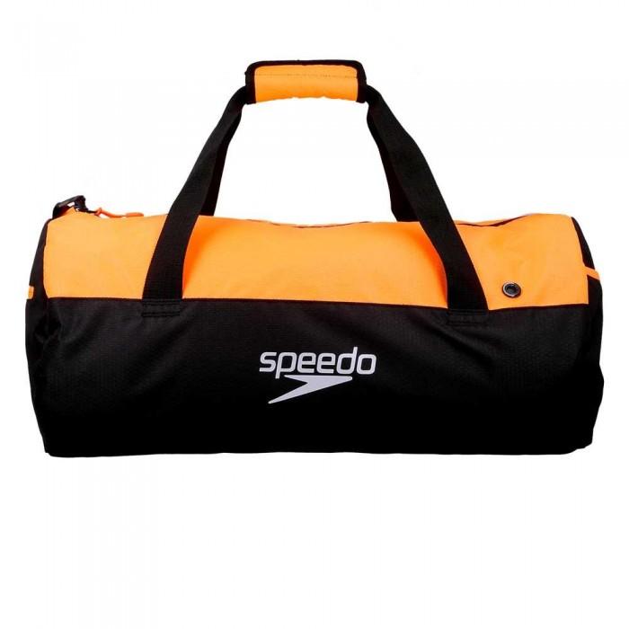 [해외]스피도 Duffel 백 30L Black / Fluo Orange