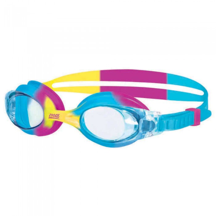 [해외]조그스 Little Bondi 6137002639 Blue / Yellow / Pink / Clear