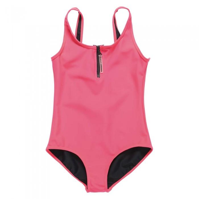 [해외]슈퍼드라이 Aqua Sport Swimsuit Fluro Cherry