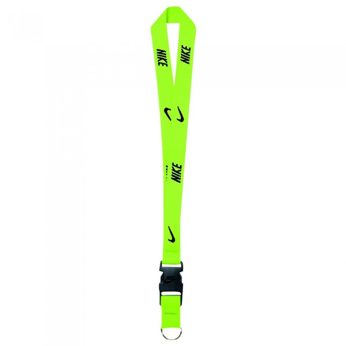 [해외]나이키 ACCESSORIES Lanyard 7137260868 Green / Black