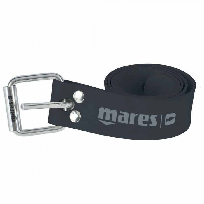 [해외]마레스 Belt Elastic With Marseillaise Stainless Steel 10137086881 Black