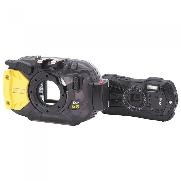 [해외]SEA AND SEA DX-6G Basic Set 10137243496 Black / Yellow