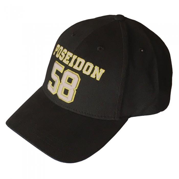 [해외]POSEIDON 58 Cap Black